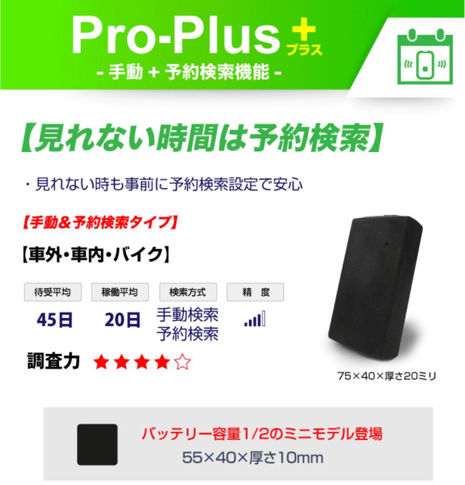 イチロク Pro-GPS+