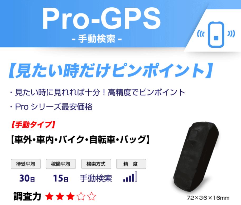 イチロク Pro-GPS