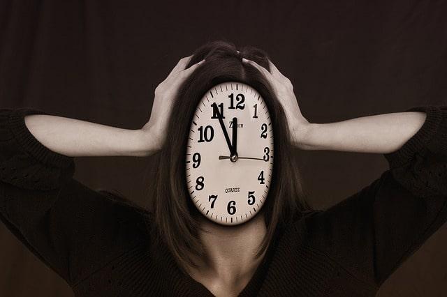 女性の時間