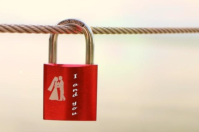 鍵とセキュリティ