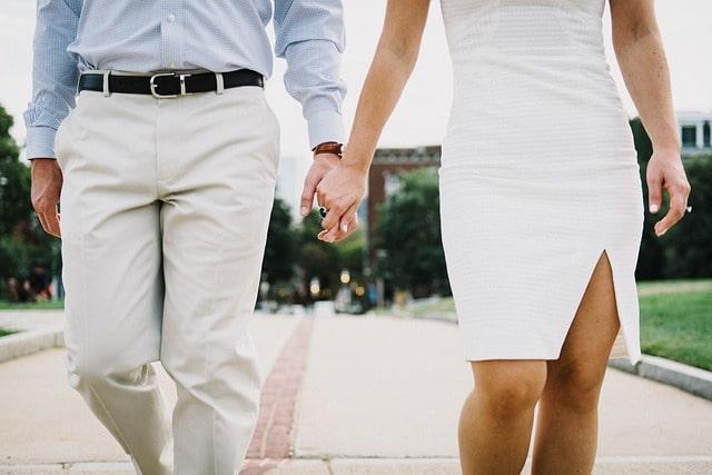 男女の結婚